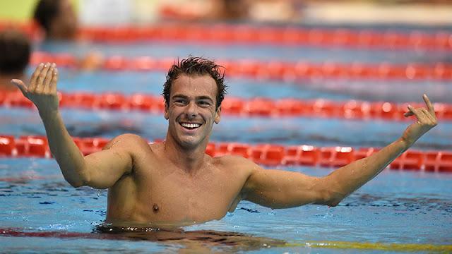No Torneio Sette Colli, nadador italiano bate segundo melhor tempo do mundo nos 1.500m. Gregorio Paltrinieri só está atrás do chinês Sun Yang recordista mundial