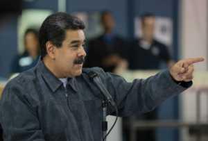 Maduro: El martes 11 de septiembre arranca el ahorro en oro