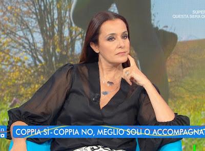 Roberta Capua foto seria Estate in Diretta conduttrice Tv