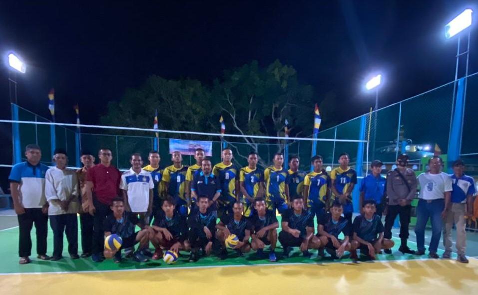 Safaruddin Membuka Festival Memancing dan Turnamen Bola Volly
