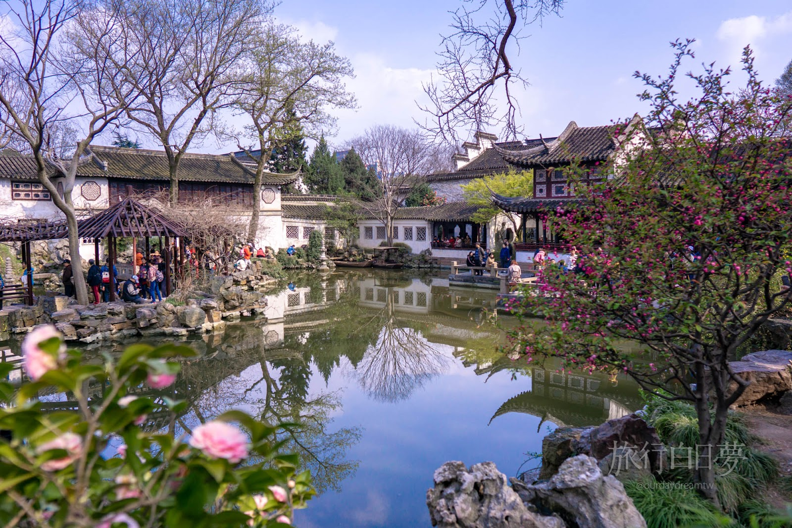 蘇州園林│中國四大名園「留園」步入曲徑幽藏的曠世山水