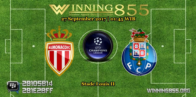 Prediksi Skor Monaco vs Porto