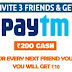 [Live Again + Proof] TravelUR – Refer 3 Friends & Get ₹ 200 Paytm Cash + ₹10 Extra For Every Friend(Unlimited Trick)