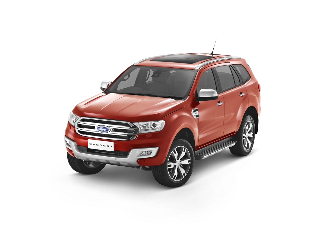 Ford motor company and its local distributor sime darby auto connexion sdac have finally brought the latest all new ford everest to our shores