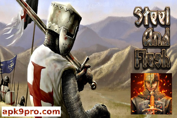 Steel And Flesh 2: New Lands v1.1 b20 Apk + Mod + Data (File size 241 MB) for android