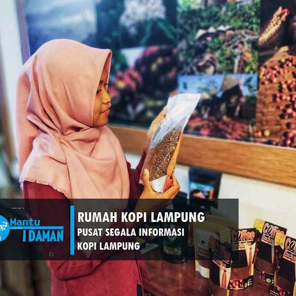 Rumah Kopi Lampung, Pusat Segala Informasi Kopi