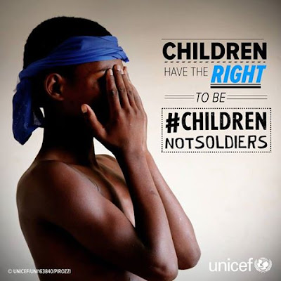 145 children were released by armed groups in South Sudan.