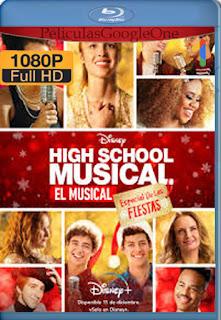 High School Musical: El musical: Especial de las Fiestas (2020) [1080p Web-DL] [Castellano-Inglés] [LaPipiotaHD]