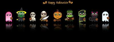 Couverture facebook pour Halloween 2016
