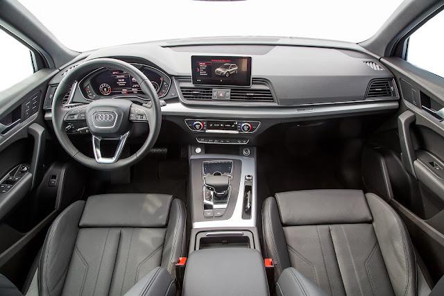 Audi fecha o ano de 2017 com 1.878.100 carros vendidos no mundo