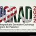 2022 UGRAD Undergraduate Semester Exchange Program (Fully Funded) in USA