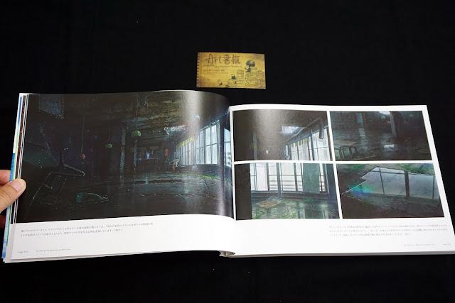 DSC02026 - 天氣之子 美術畫集 天気の子 美術画集 Weathering With You ART BOOK ( 新海誠 Shinkai Makoto )