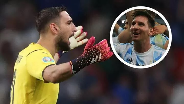 Donnarumma is excited' about Messi's arrival at PSG