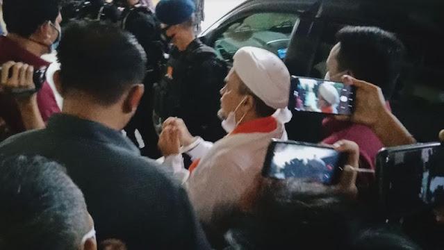 Konflik Lahan Megamendung, PTPN Dianggap Bisa Gugat Perdata Habib Rizieq