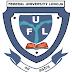 FuLokoja 2016/17 UTME Admission List Out