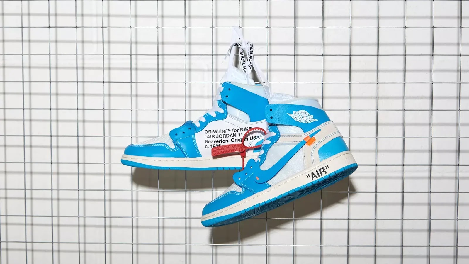 Off White Jordan Nike Energy 1 X Raffle Air W9EDH2I