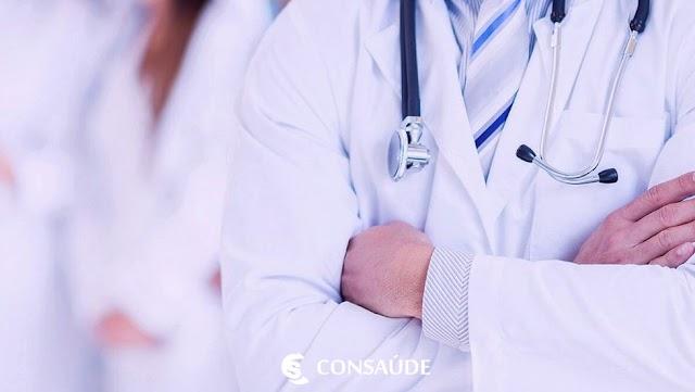 CONSAÚDE abre vagas para médicos