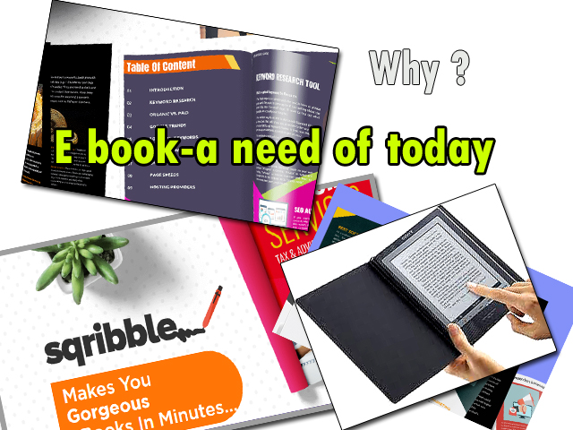 Just click, design and publish your own ebooks, reports and whitepapers in minutes!