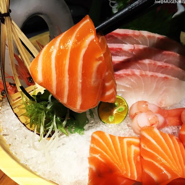IMG 7442 - 【熱血採訪】一中結合LoungeBar 的 MUGEN 姜均日式手創sushi Bar @空運海鮮@日式手做料理@平價定食