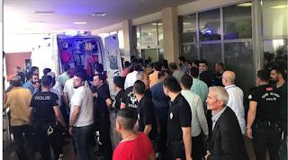 Üç ölü Erdoğan