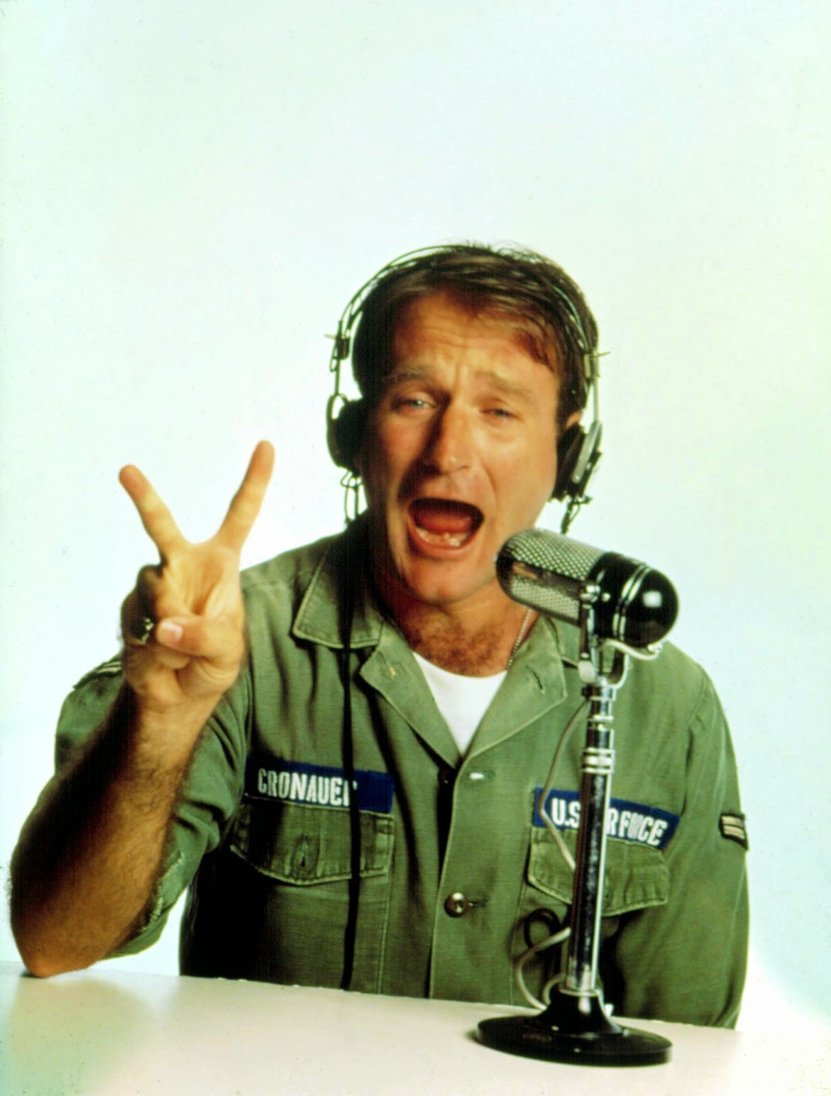The death of Robin Williams Good Morning Vietnam