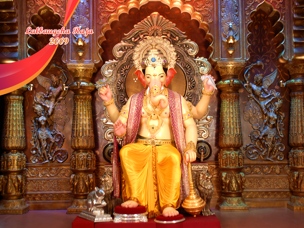 Ganesha: Lord Ganesha Wallpaper
