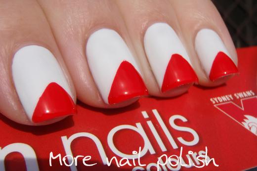 Ulta3 Afl Fan Nails More Nail Polish
