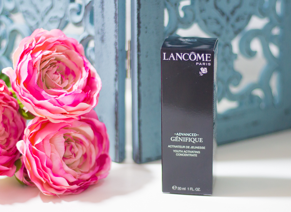 avis - serum - advanced - genifique - lancome