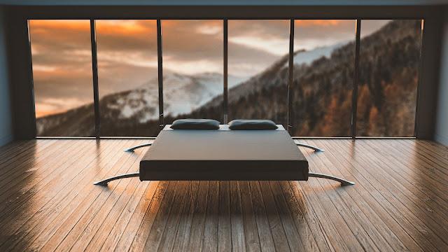 Bed Super Decor Ideas