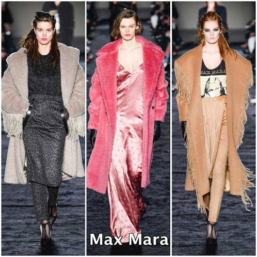 Max Mara, Milan Fashion Week OI 2018/19