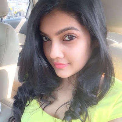 Actress Ashrita Shetty  IMAGES, GIF, ANIMATED GIF, WALLPAPER, STICKER FOR WHATSAPP & FACEBOOK