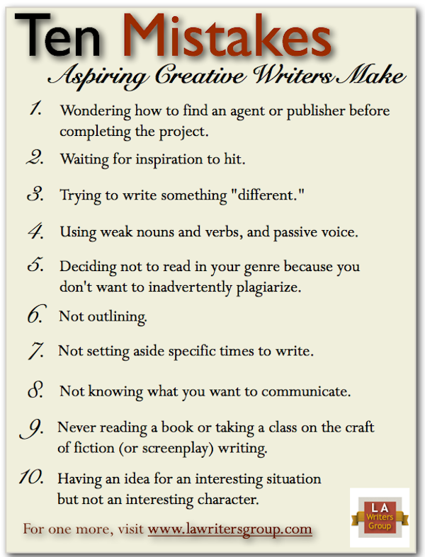 Writing in first person: Tips, examples and ideas