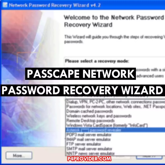 Passcape Network Password Recovery Wizard Download for Free