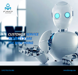 Customer Service Robots Are The New Thing