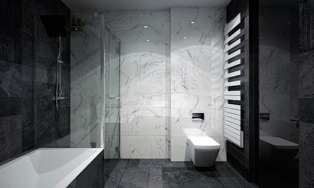 Design Of Bathroom In Small Space