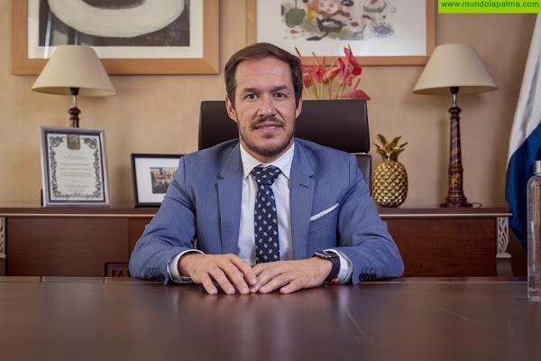 Mariano H. Zapata reitera el interés de la isla por albergar el TMT