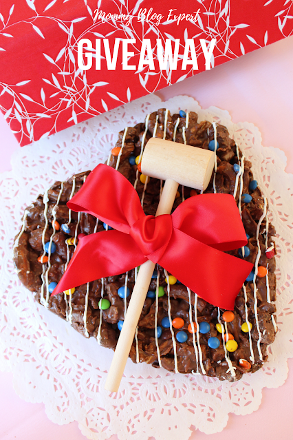Valentine Chocolate Heart Giveaway