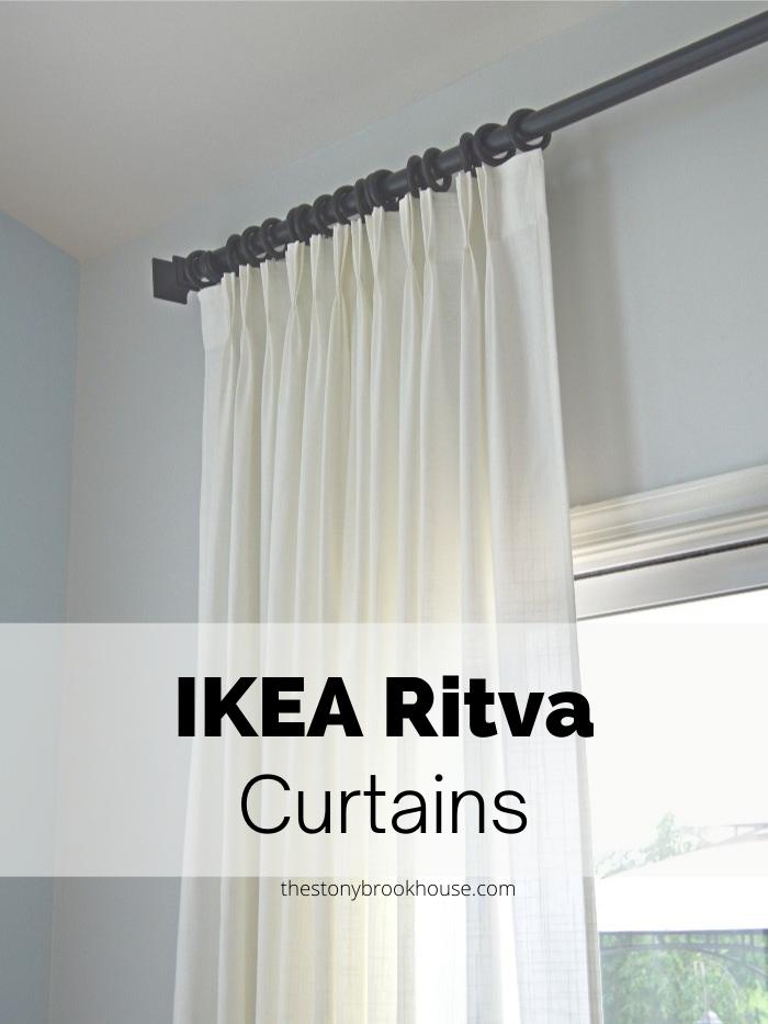 IKEA Ritva Curtains
