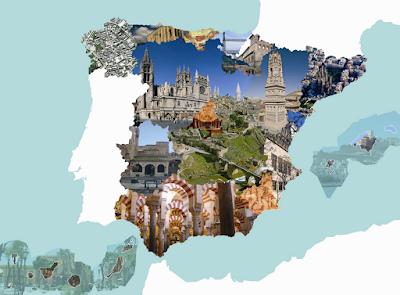 Capitales de las comunidades autónomas