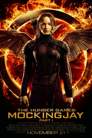 The Hunger Games: Mockingjay – Part I [2014] [DVD5 + DVD9] [R1] [Latino]