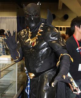 black panther estreno