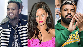 Chris Brown, Rihanna And Drake 2019 Albums Are Questionable