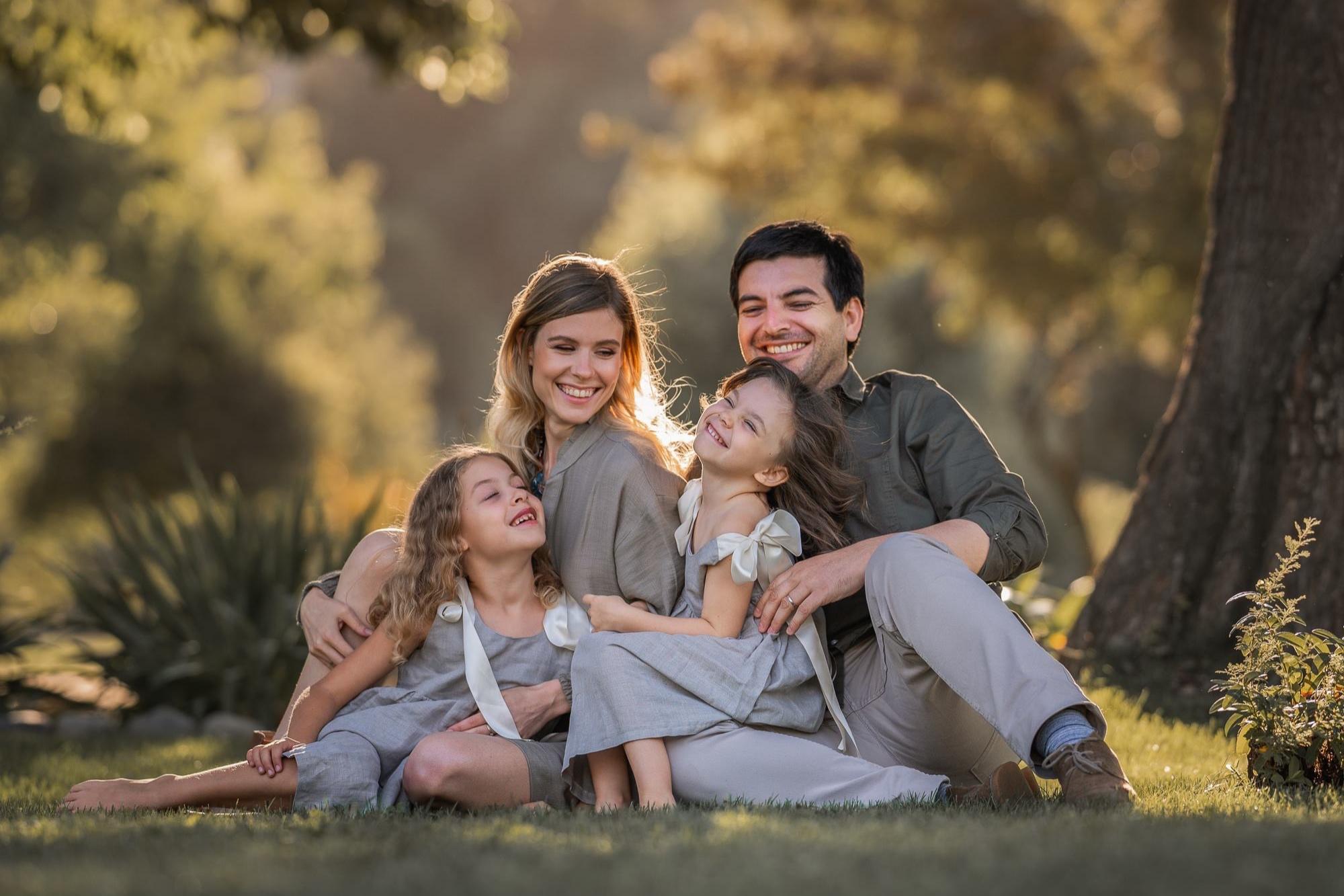 La familia a través de nuestra lente