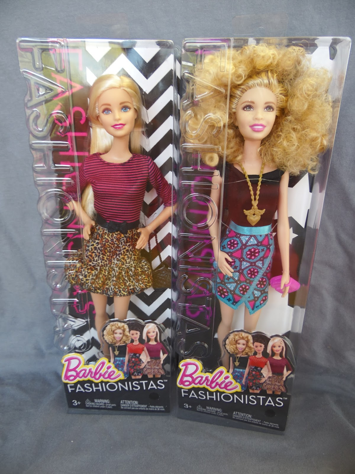 The Fashionomist The Hemline Index: Christina Articulates: Barbie Fashionistas