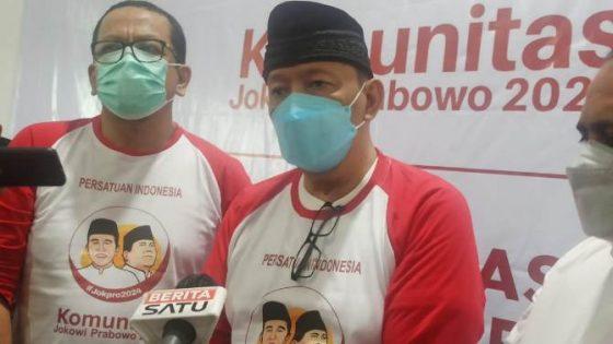 Sebut Jokowi Anugerah, Ketum Jokpro: Sayang Sekali karena Sistem Kita Harus Kehilangan Beliau