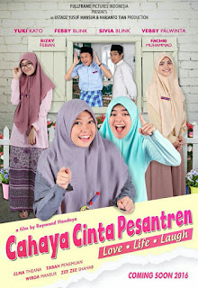 Download Film Cahaya Cinta Pesantren 2016 DVDRip Full Movie