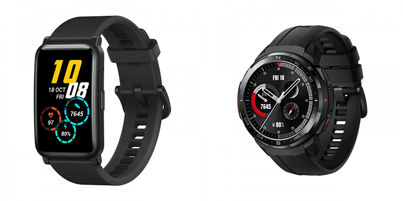 HONOR Watch ES and GS Pro smartwatches announced!