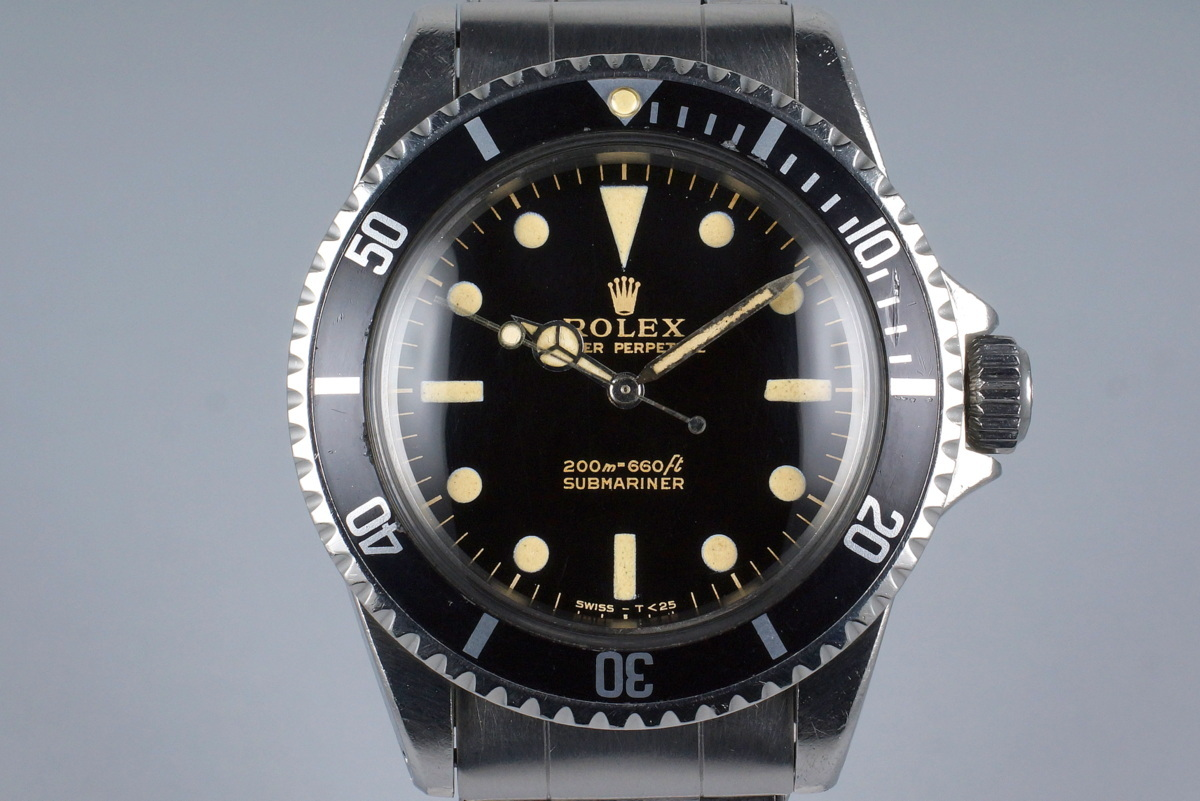 1c4806be80a Hong Kong Watch Fever 香港勞友  Vintage time   Rolex 5513 and why ...