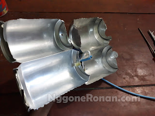Membuat Antenna TV Menggunakan Kaleng - NggoneRonan