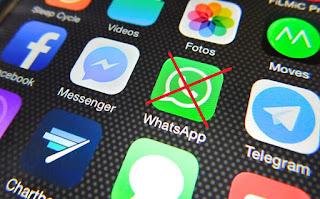 WhatsApp Will No Longer Available